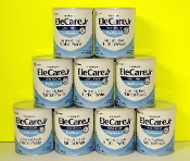 9 cans EleCare Jr Unflavored - 14.1oz/can