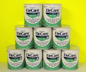 9 cans EleCare Infant with DHA/ARA - 14.1oz/can